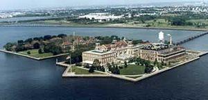 Deutsch: Ellis Island