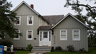 National Register of Historic Places listings in Dare County, North Carolina - Image: Ellsworth and Lovie Ballance House