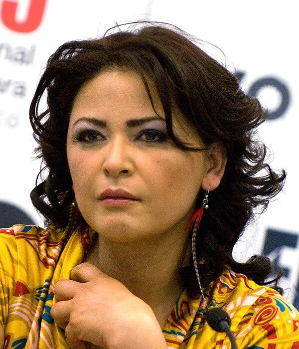 Photo Elpidia Carrillo via Wikidata