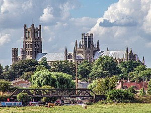 William de Longchamp - Ely Cathedral