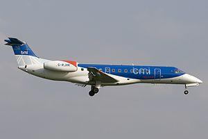 BMI Regional - BMI Regional Embraer ERJ-135