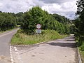 Emergency access slip road to A303 - geograph.org.uk - 493214.jpg