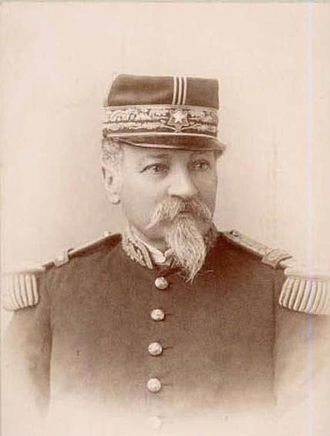 Battle of San Francisco - Emilio Sotomayor, commander of the Chilean forces at San Francisco.