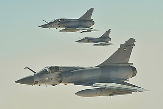 Armed Forces of UAE - Image: Emirate Mirage 2000 jets