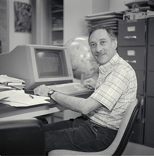 James B. Pollack - Image: En James Pollack workplace bw