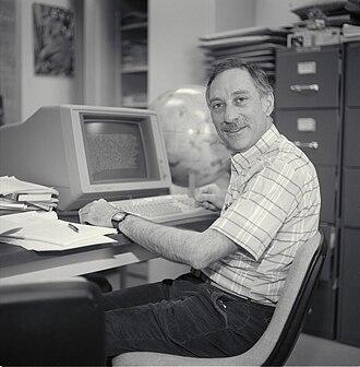 James B. Pollack - Image: En James Pollack workplace bw