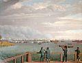 Engelske flåde ud for København august 1807.jpg