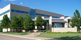 University of Texas at Dallas - Engineering and Computer Science Complex