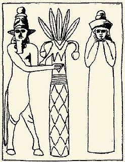 Ninlil Mesopotamian goddess