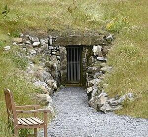 Doolin Cave - Entrance to Pol an Ionain