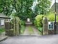 Entrance to Irwell Vale Methodist Church - geograph.org.uk - 796507.jpg