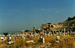 Aristagoras - Ruins of Ephesus