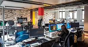 Epic Games - Inside Epic Games Berlin, 2017