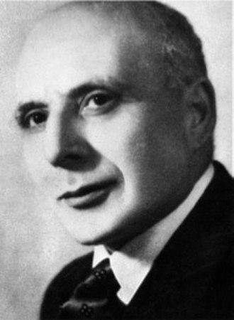 Italian Minister of Treasury - Image: Epicarmo Corbino 2