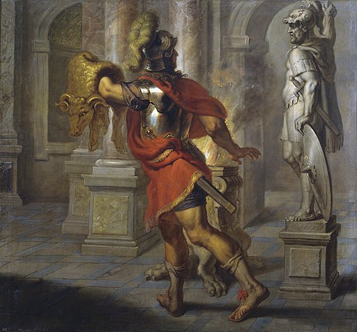 Erasmus Quellinus (II)- Jason with the Golden Fleece, 1630
