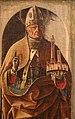 Ercole de' roberti, san petronio, dal polittico griffoni, 1472-1473 circa 03.jpg