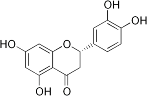 Eriodictyol - Image: Eriodictyol