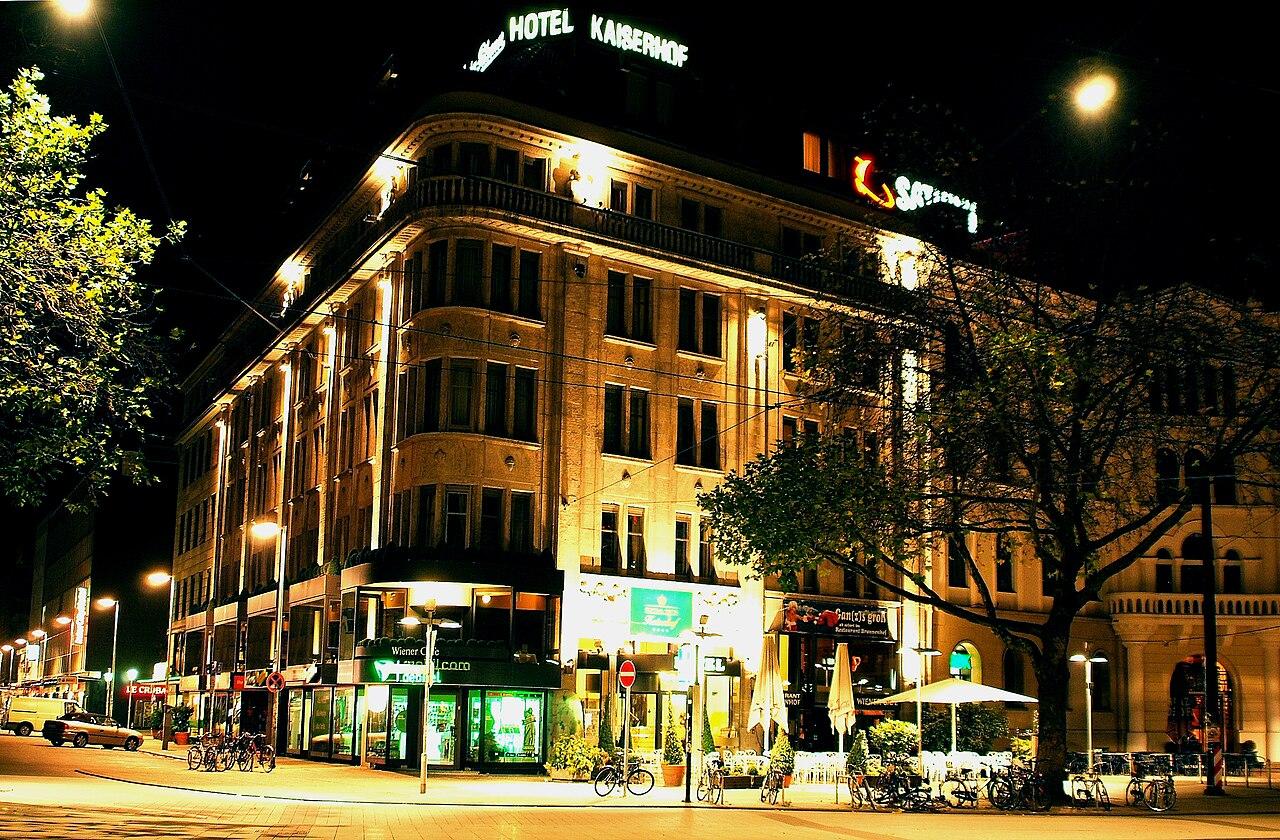 Schiller  Hotel Munchen