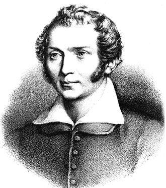 Ernst Mayer - Ernst Mayer ca. 1835