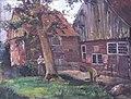 Erve De Braker schilderij van mevrouw Scholten-van Heek 1900.jpg