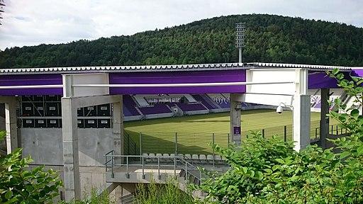 Erzgebirgsstadion im Juni 2018 1