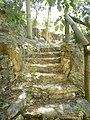 Escaleras de piedra hacia un curioso paisaje - panoramio.jpg