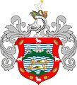 Escudo de Armas para Don Diego Cacique de la Isla Puná como hijodalgo, poblador y Vecino de dicha isla 23.XII.1560.jpg