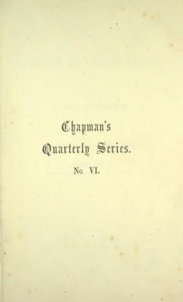 File:Essence of Christianity (1854).djvu