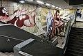 Estación Guerrero - Metro de la Ciudad de México - Línea B - Leyendas de la Lucha Libre 1.jpg