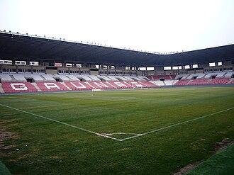Estadio Las Gaunas - Image: Estadio Las Gaunas
