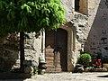 Estaing chapelle de l'Ouradou portail.jpg