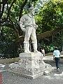 Estatua Monumento na frente do Parque Trianon - Av Paulista - SP - panoramio.jpg