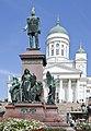 Estatua de Alejandro II, Helsinki, Finlandia, 2012-08-14, DD 03.JPG