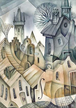 Eugene Ivanov (artist) - Eugene Ivanov