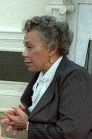 Eugenia Charles - Image: Eugenia Charles