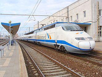 Euromed (train) - Euromed trainset