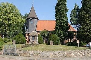Osterheide - Church Ostenholz