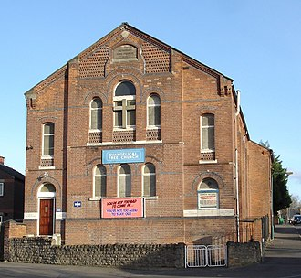 Radford, Nottingham - Evangelical Free Church