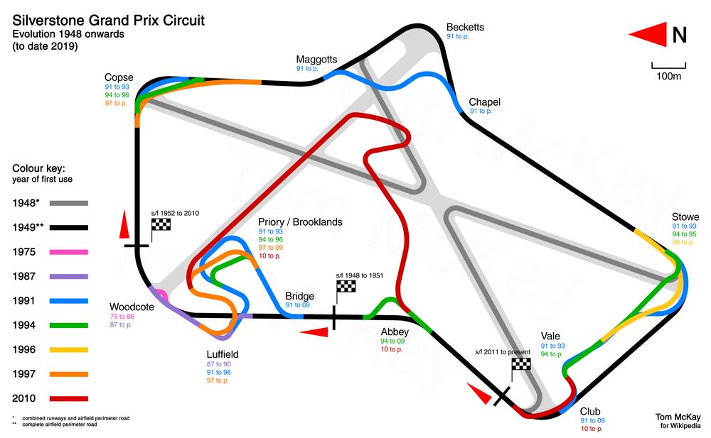 Silverstone Circuit - Wikiwand