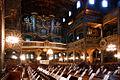 Ewangelicki Kościół Pokoju w Świdnicy. Wnętrze, widok na organy..jpg