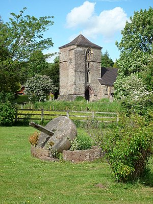 Ewyas Harold - The church of St. Michael and All Angels, Ewyas Harold