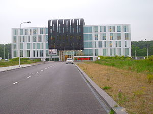 Exact (company) - Exact Head office in Delft