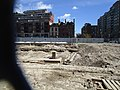 Excavation of the new North building of the St Lawrence Market, 2017 05 09 -d (34879496792).jpg