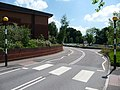 Exeter , Royal Devon and Exeter Hospital - Pedestrian Crossing - geograph.org.uk - 1344037.jpg