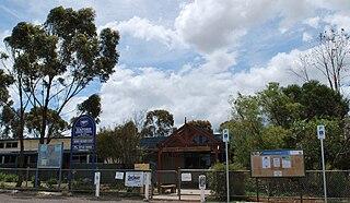 Exford, Victoria Town in Victoria, Australia