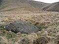 Exposed bedrock, summit, Seathope Rig - geograph.org.uk - 162243.jpg