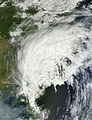 Extratropical Remnants of Bolaven over China on August 29, 2012.jpg