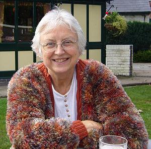 Eyelash yarn - A cardigan knitted with eyelash yarn