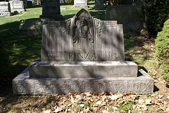 Ezio Pinza - The grave of Ezio Pinza