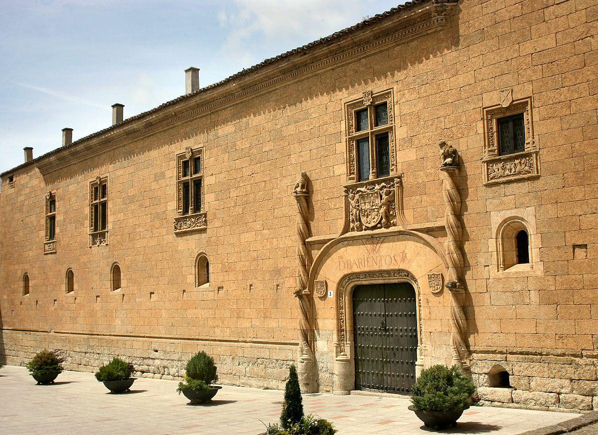 Palacio De Montarco Wikipedia La Enciclopedia Libre